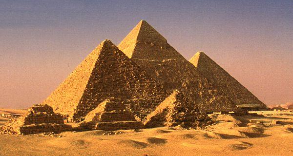 kleopatras pyramide